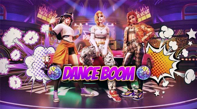 Dance Boom – Game âm nhạc thú vị vừa ra mắt cộng đồng mobile