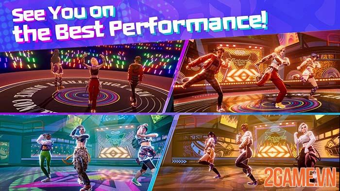 Dance Boom - Game âm nhạc thú vị vừa ra mắt cộng đồng mobile 0