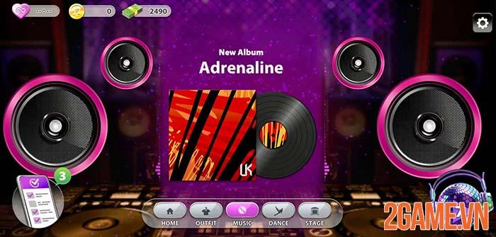 Dance Boom - Game âm nhạc thú vị vừa ra mắt cộng đồng mobile 1