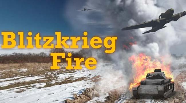 Blitzkrieg Fire – Trở thành thống soái trong chiến tranh thế giới thứ hai