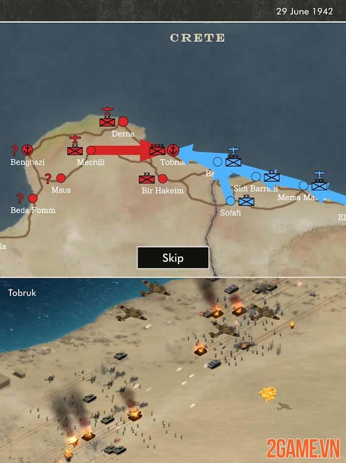 Blitzkrieg Fire - Trở thành thống soái trong chiến tranh thế giới thứ hai 1