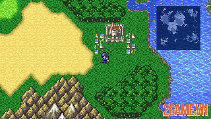 Final Fantasy IV Pixel Remaster - Hồi ức tuổi thơ chính thức trở lại 0