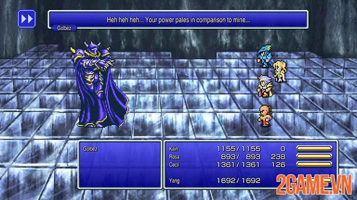 Final Fantasy IV Pixel Remaster - Hồi ức tuổi thơ chính thức trở lại 2