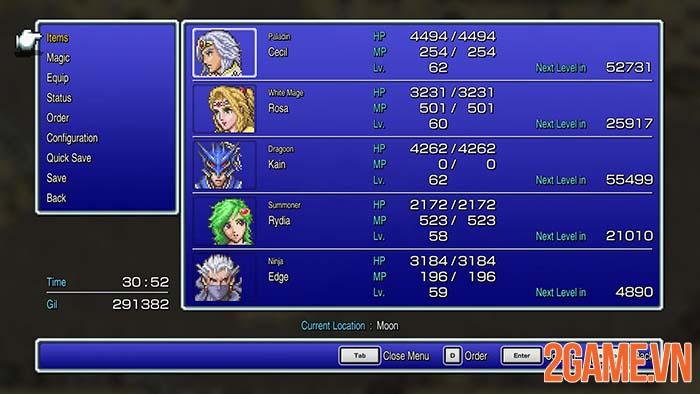 Final Fantasy IV Pixel Remaster - Hồi ức tuổi thơ chính thức trở lại 1