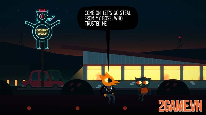 Night In The Woods - Game phiêu lưu mạo hiểm ám ảnh ra mắt trên iOS 3