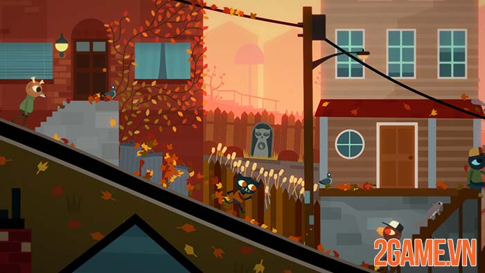 Night In The Woods - Game phiêu lưu mạo hiểm ám ảnh ra mắt trên iOS 1