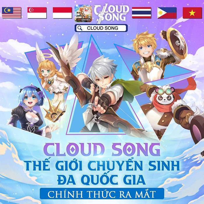 Cloud Song VNG đạt Top 1 thịnh hành trên App Store và Google Play 2