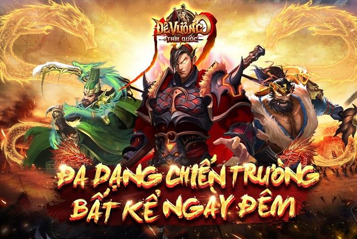 Đế Vương Tam Quốc: đủ truyền thống nhưng vẫn thừa độc đáo khiến game thủ phát cuồng 0