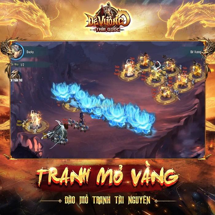 Đế Vương Tam Quốc: đủ truyền thống nhưng vẫn thừa độc đáo khiến game thủ phát cuồng 3