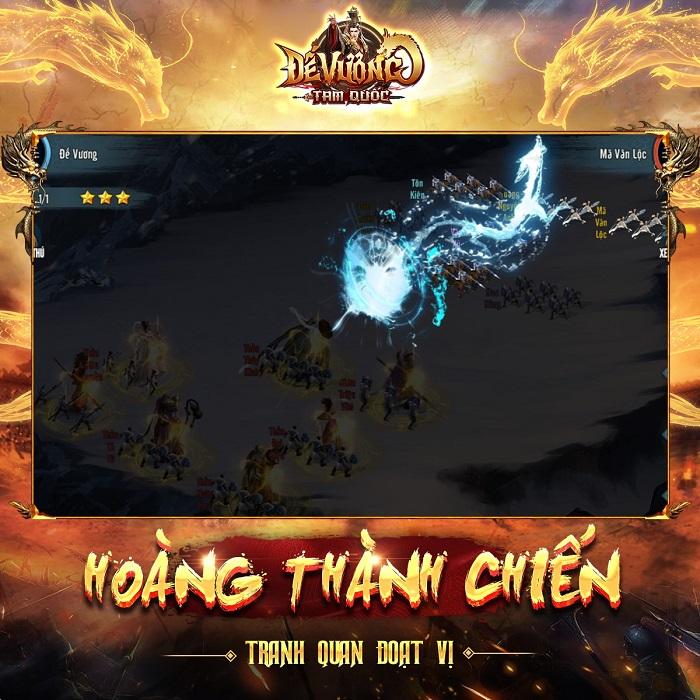 Đế Vương Tam Quốc: đủ truyền thống nhưng vẫn thừa độc đáo khiến game thủ phát cuồng 4