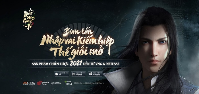 Nhìn lại thành công của Sở Lưu Hương Mobile – Top 1 game kiếm hiệp thế giới mở của NetEase sau 3 năm 4