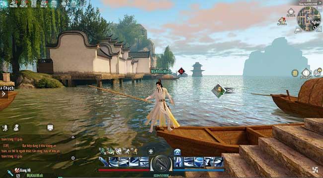Nhìn lại thành công của Sở Lưu Hương Mobile – Top 1 game kiếm hiệp thế giới mở của NetEase sau 3 năm