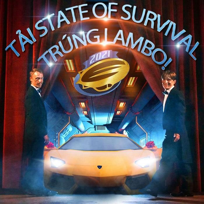 Giấc mơ chơi game trúng siêu xe sẽ trở thành sự thật với sự kiện sinh nhật 2 tuổi của State of Survival 2