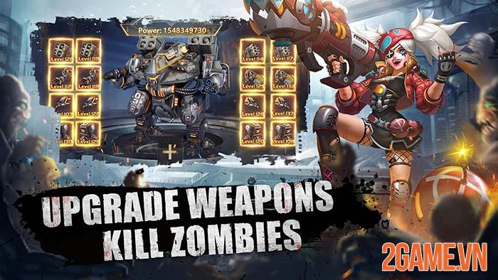 Doomsday of Dead - Game sinh tồn lấy bối cảnh thế giới thây ma 3