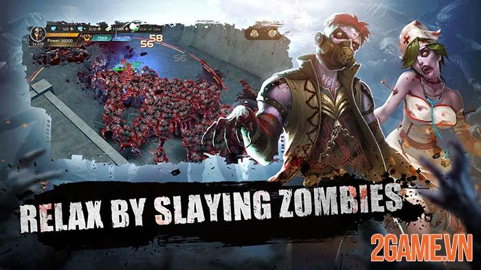 Doomsday of Dead - Game sinh tồn lấy bối cảnh thế giới thây ma 1