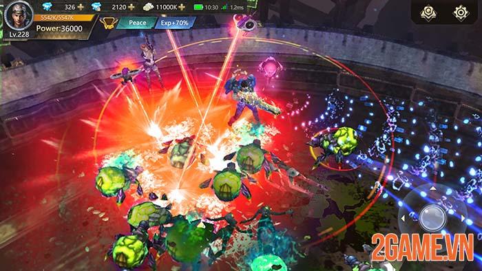 Doomsday of Dead - Game sinh tồn lấy bối cảnh thế giới thây ma 2