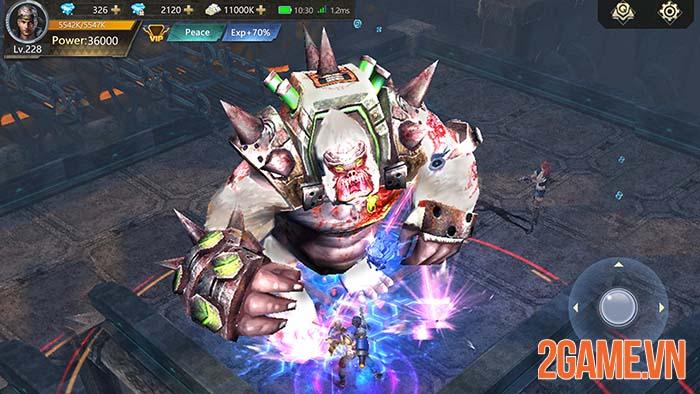 Doomsday of Dead - Game sinh tồn lấy bối cảnh thế giới thây ma 4