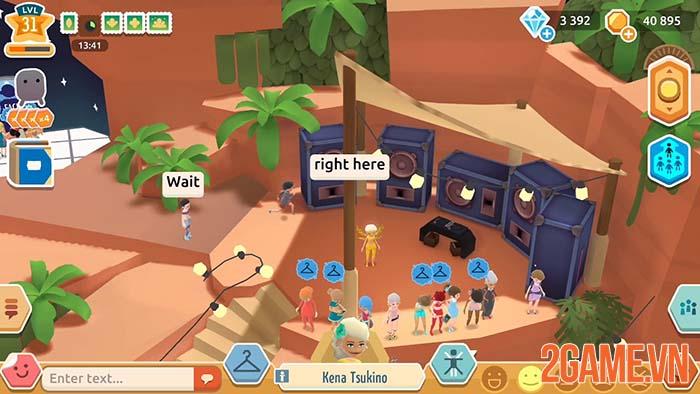 Hotel Hideaway: Virtual World - Điểm hẹn cộng đồng trên đảo nhiệt đới 2
