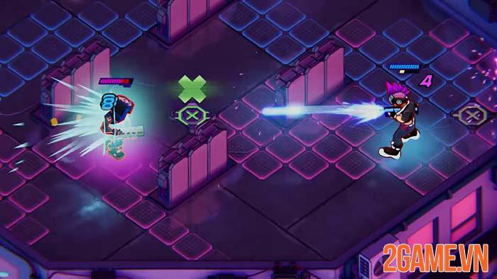 Gridpunk - Game bắn súng 3 vs 3 với phong cách tương lai 2