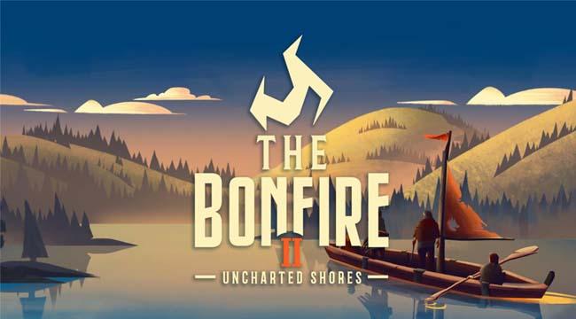 The Bonfire 2: Uncharted Shores – Game sinh tồn hoang dã mới nhất