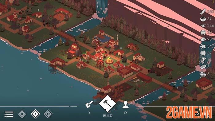 The Bonfire 2: Uncharted Shores - Game sinh tồn hoang dã mới nhất 2