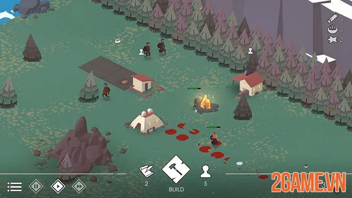The Bonfire 2: Uncharted Shores - Game sinh tồn hoang dã mới nhất 0
