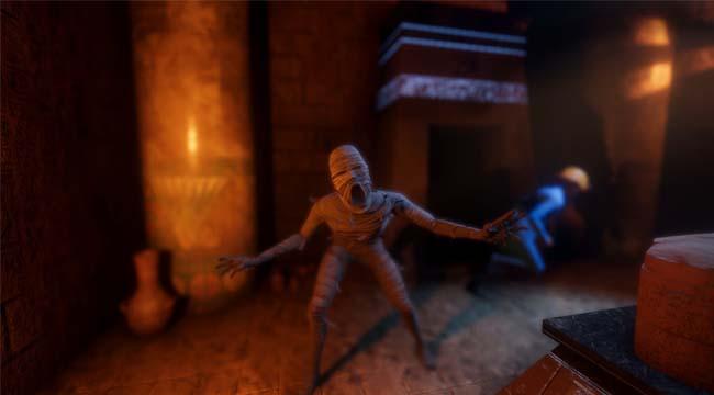 Forewarned – Game kinh dị sinh tồn với xác ướp Ai Cập