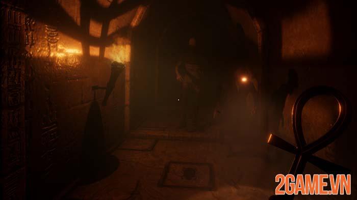 Forewarned - Game kinh dị sinh tồn với xác ướp Ai Cập 0