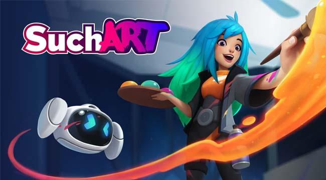 SuchArt: Genius Artist Simulator – Đánh thức tiềm năng hội họa game thủ
