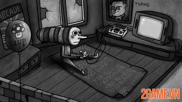 Dad's Monster House - Game giải đố sở hữu đồ họa vẽ tay cực chất 0