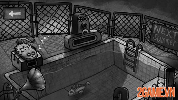 Dad's Monster House - Game giải đố sở hữu đồ họa vẽ tay cực chất 1