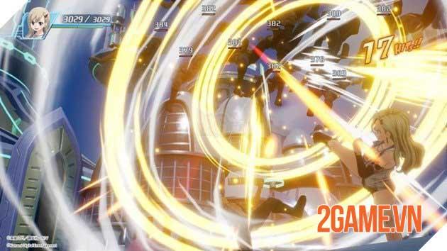 EDENS ZERO Pocket Galaxy - Game nhập vai hành động dựa trên anime và manga 4