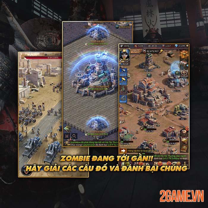 Puzzles Survival - Game sinh tồn kết hợp xếp hình sơ ngộ game thủ Việt 0