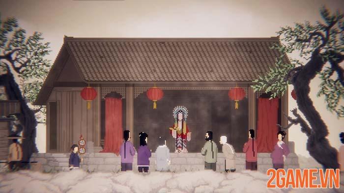 The Rewinder - Game phiêu lưu giải đố với bối cảnh thần thoại Trung Hoa 1