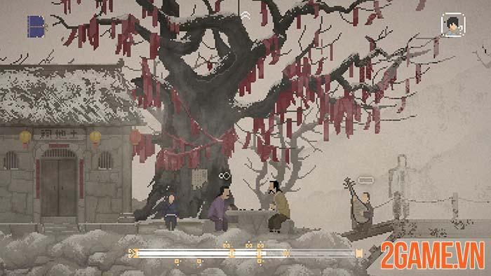 The Rewinder - Game phiêu lưu giải đố với bối cảnh thần thoại Trung Hoa 2