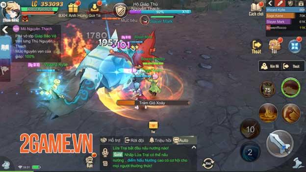 Cloud Song VNG: Chinh chiến cả ngày, vui nhộn với đủ mọi hoạt động 1