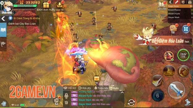 Cloud Song VNG: Chinh chiến cả ngày, vui nhộn với đủ mọi hoạt động 3