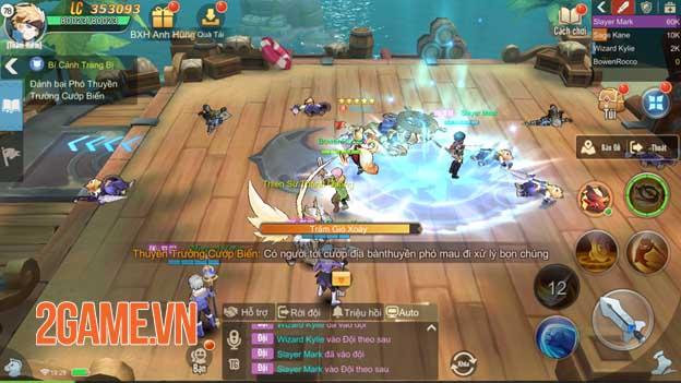 Cloud Song VNG: Chinh chiến cả ngày, vui nhộn với đủ mọi hoạt động 4