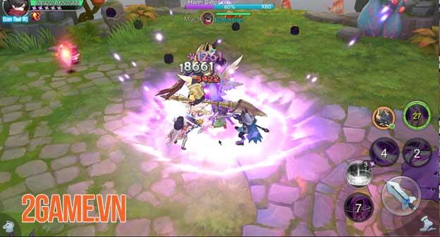 Cloud Song VNG: Chinh chiến cả ngày, vui nhộn với đủ mọi hoạt động 5