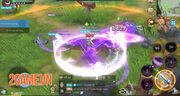 Cloud Song VNG: Chinh chiến cả ngày, vui nhộn với đủ mọi hoạt động 6