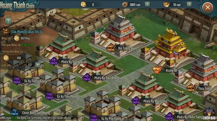 Đế Vương Tam Quốc là Top 1 game chiến thuật Tam Quốc bởi những hoạt động này?! 1