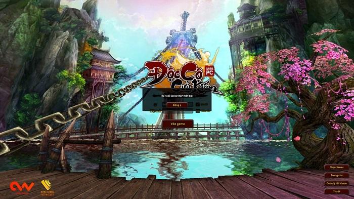 Game online đình đám Độc Cô Cầu Bại 2012 chính thức quay trở lại Việt Nam 0