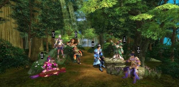 Game online đình đám Độc Cô Cầu Bại 2012 chính thức quay trở lại Việt Nam 1