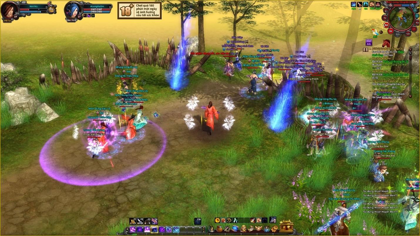Game online đình đám Độc Cô Cầu Bại 2012 chính thức quay trở lại Việt Nam 4