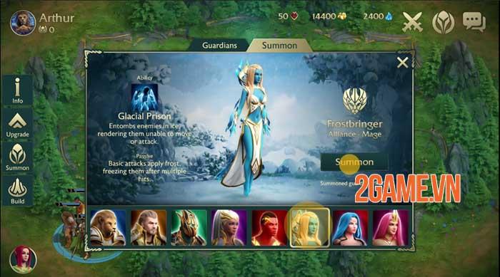 Guardians of Elderon - Game chiến thuật xây dựng nhiều người chơi thú vị 2