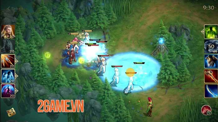 Guardians of Elderon - Game chiến thuật xây dựng nhiều người chơi thú vị 3