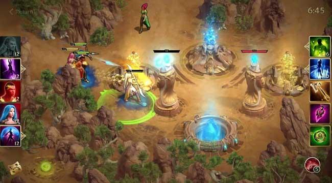 Guardians of Elderon – Game chiến thuật xây dựng nhiều người chơi thú vị
