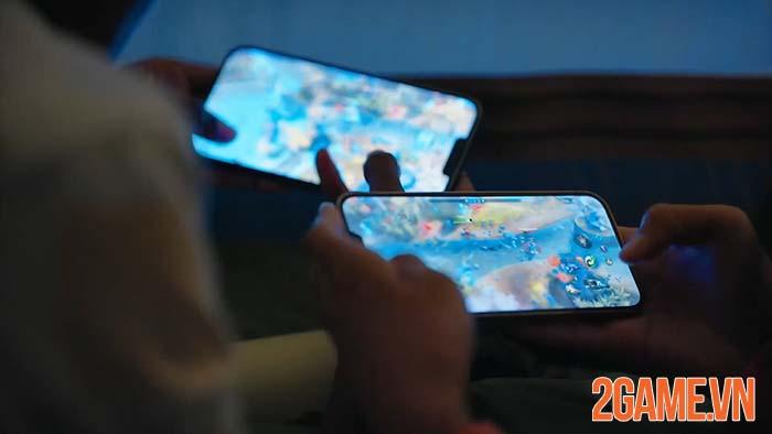 Iphone 13 ghi điểm ấn tượng với MARVEL Future Revolution 0