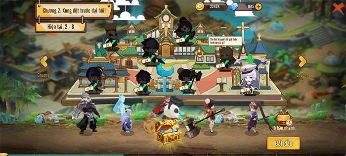 Cộng đồng game thủ Việt Nam háo hức chờ đón tựa game phép thuật thẻ bài đấu tướng mới có tên ASPO World 7