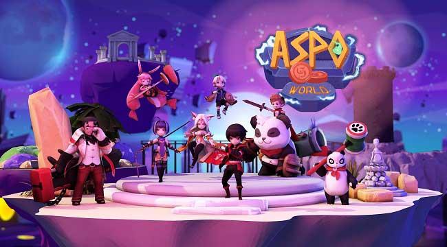 Cộng đồng game thủ Việt Nam háo hức chờ đón tựa game phép thuật thẻ bài đấu tướng mới có tên ASPO World